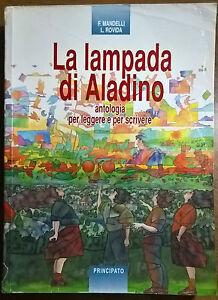 La-lampada-di-Aladino-1-Antologia-per-Mandelli-Principato-1993-L