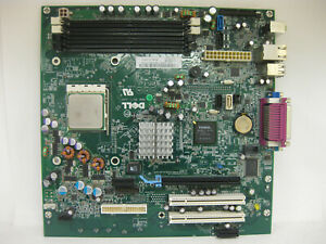 Optiplex-740-Mini-Tower-Motherboard-YP806-AMD-Athlon-DualCore-2-1Ghz-CPU-4050e
