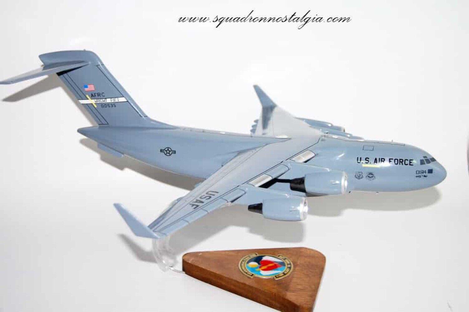 445º squadrone aeromedico di evacuazione C-17