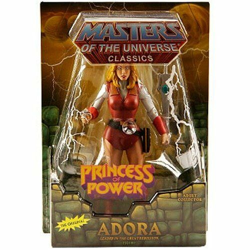 Princess ADORA He-Man Masters Of The Universe Adora HeMan Action Figure MOTU NEW
