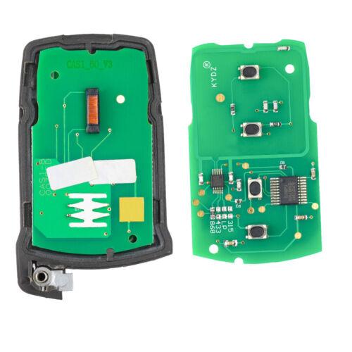 New Remote Key Fob 4B 315MHz ID7944 for CAS1 System BMW 7 Series E65 E66 E38 E39