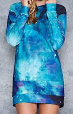 Black Milk NWT SMALL GALAXY TEAL SLOUCHY SOLD OUT