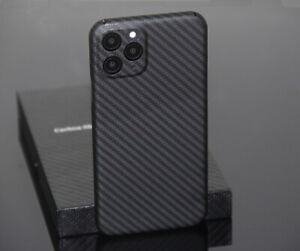 Real-Carbon-Fiber-Cover-Full-Protection-Case-For-iPhone-11-Pro-Max-X-XR-XS-Max