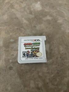 Mario And Luigi Bowsers Inside Story + Bowser JR's Journey 3DS - Cart Only