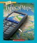 Types of Maps by Kevin Cunningham (Hardback, 2012)