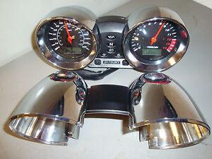 Suzuki Bandit Set Clock