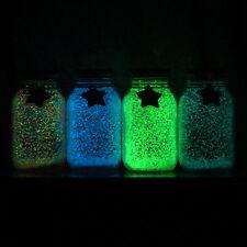 Glow Gravel Luminous Noctilucent Sand Fish Tank Aquarium Fluorescent Particles