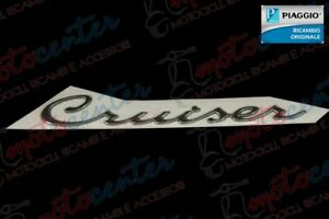 Plaque Cruiser Latérale PIAGGIO BEVERLY Cruiser 250 2007-2009 M28802