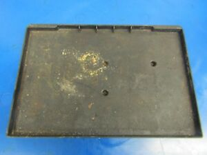 Image Is Loading 2002 2006 Nissan Altima Oem Battery Tray Insert