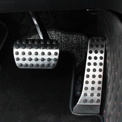 For Mercedes-Benz C E S W GLK CLS SLK AMG SL Accelerator//Gas Brake Pedal Pad Kit