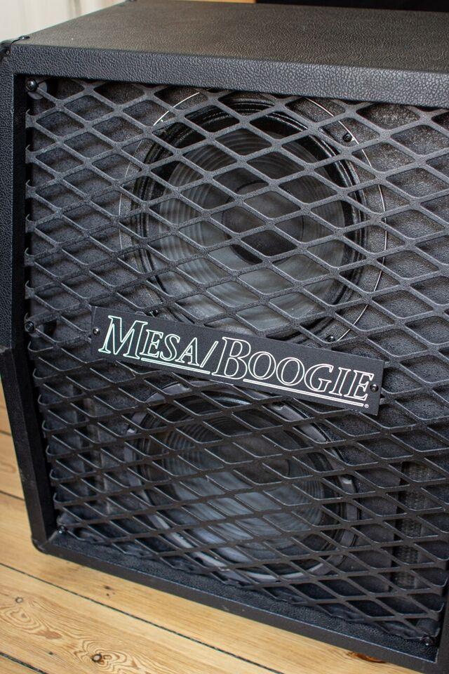Guitarkabinet, Mesa/Boogie 2x12 Halfback , 180 W
