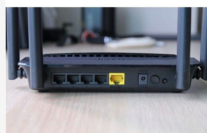 Router, wireless, D-LINK