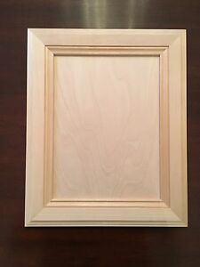Natural Birch Flat Flush Panel 13 Quot X 16 Quot Unfinished Stain
