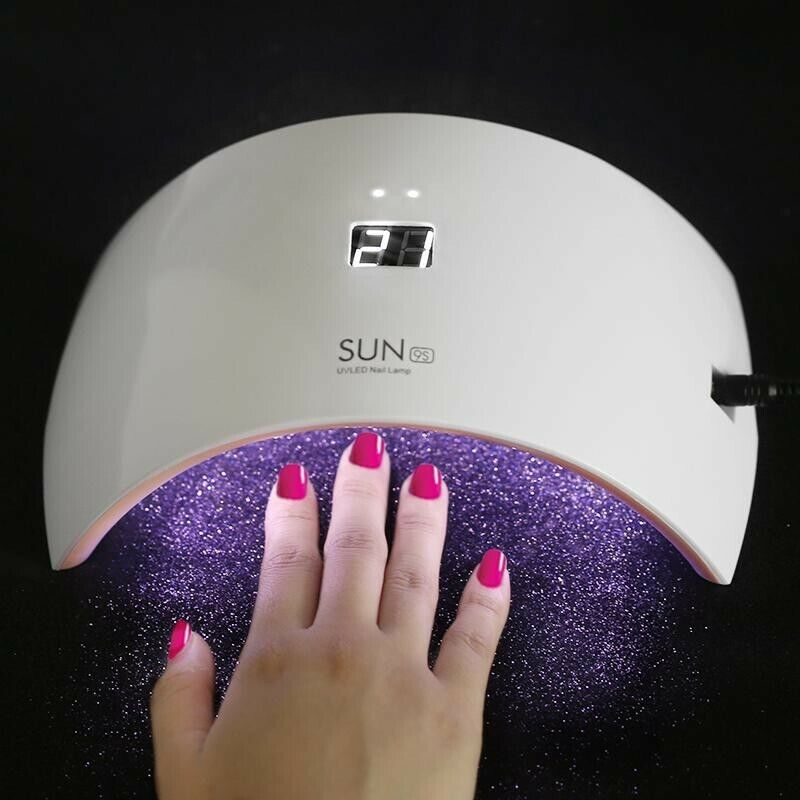 SUN9S 24W Professional LED UV Lamp Nail Dryer