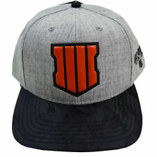 Call of Duty Black Ops 4 Game Matte Weld Logo Snapback Cap Hat Official  Licensed daca12ce51b
