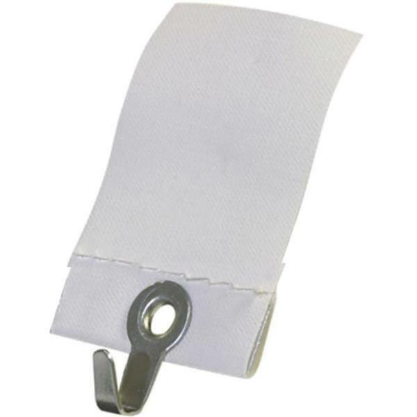100 Pk Hillman Anchor Wire 1Capacity Adhesive Wall Picture Hanger 121148