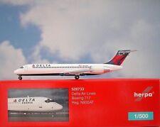 Herpa 531382-1//500 Delta Air Lines Boeing 737-900er Neuf