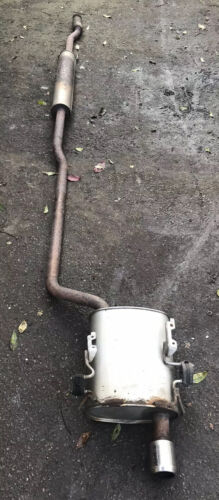 BMW MINI ONE /& COOPER R56 EXHAUST SYSTEM CAT BACK N12 06-12