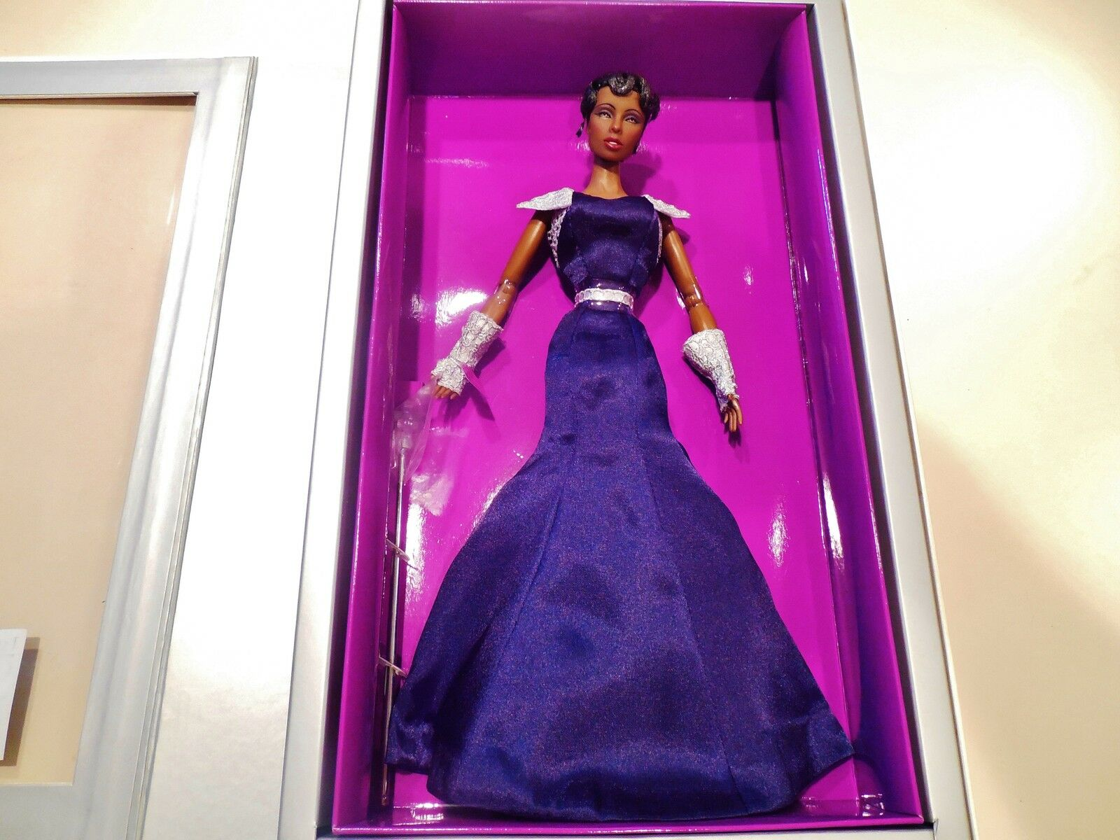 Josephine Baker Fashion Royalty doll-  MINT IN BOX   Dazzling and gorgeous