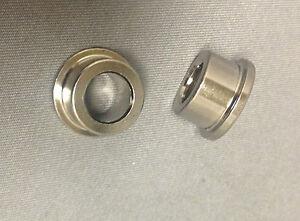 Eyelet Bushings Electroless Nickel 29.97mm width x 8mm ID Fits Fox 803-03-050