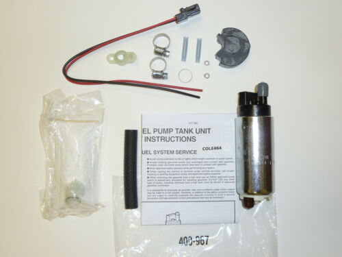 Genuine Walbro 255LPH HP fuel pump GSS341 pump 400-967 kit 92-96 Prelude