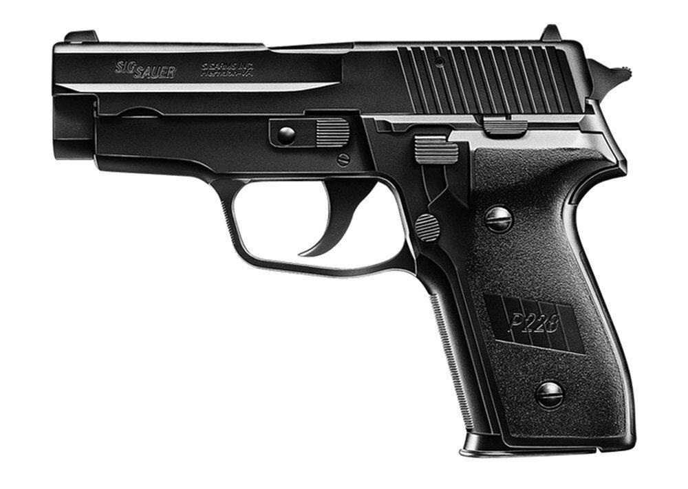 Tokio marui no.02 sig-sauer p228 hg luft - pistole f   s t   h