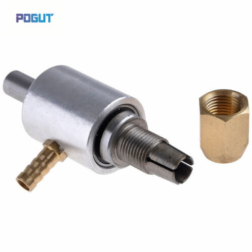 Water swivel for straight shank glass marble ceramic glass drilling watering