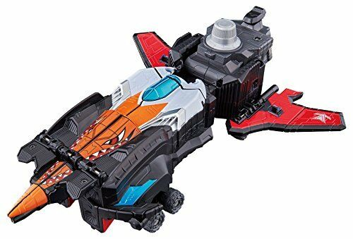 Figure BANDAI POWER RANGERS Lupinranger VS Patoranger DX Good Striker JAPAN SB