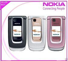 ORIGINAL Nokia 6131 Black 100% UNLOCKED Cellular Phone GSM 2017 Warranty FREE 61