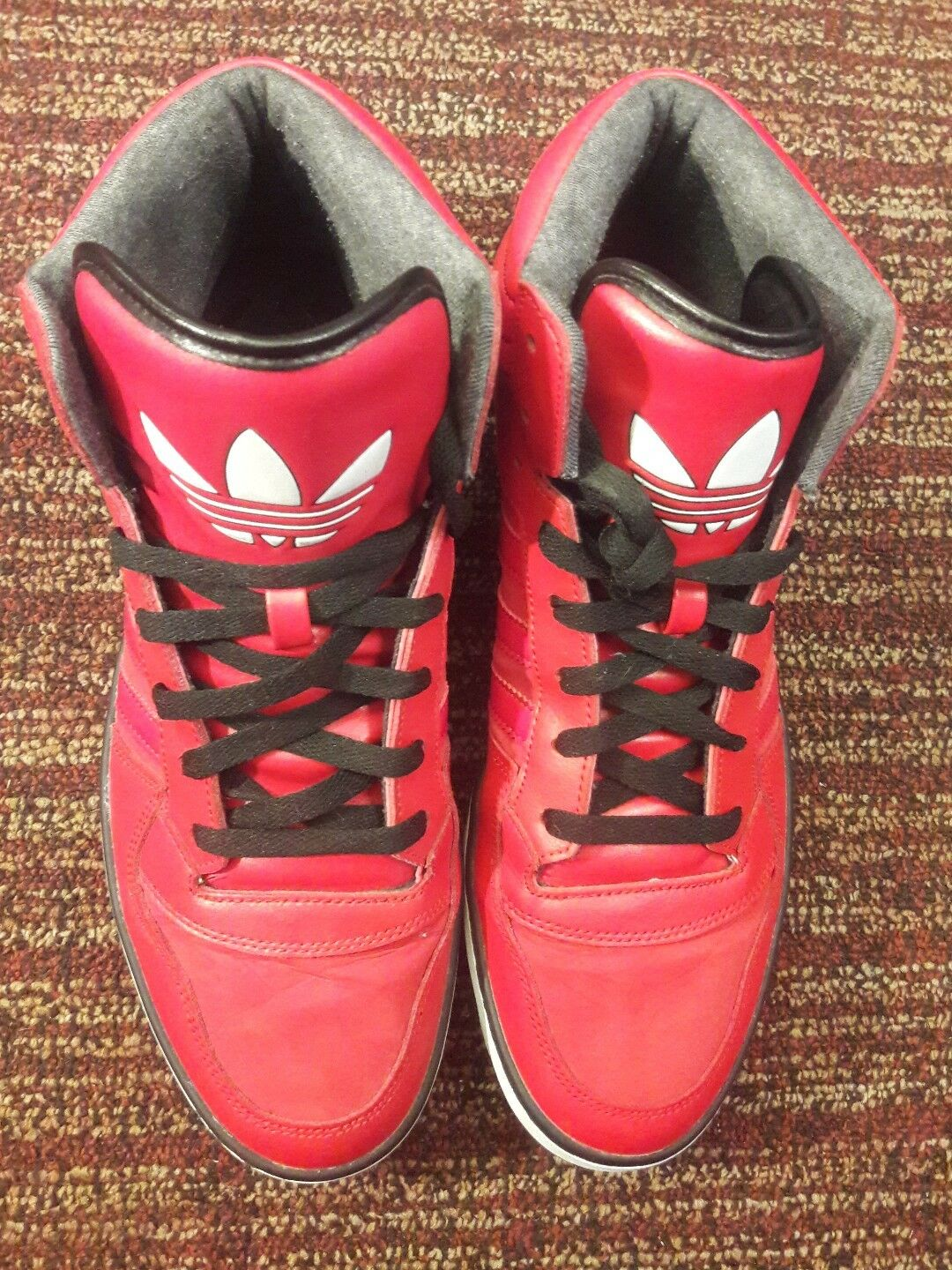 ADIDAS POST PLAYER VULC VULCAN US Originals MENS Light Scarlet Price reduction Cheap women's shoes women's shoes
