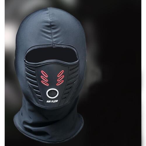 Cold Weather Windproof Thermal Fleece Neck Warm Balaclava Waterproof Face Mask /&