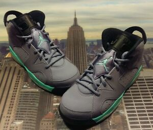 37e67cdae8817f Nike Jordan VI 6 Retro GP Iron Purple PS PreSchool Size 3Y Air XII ...