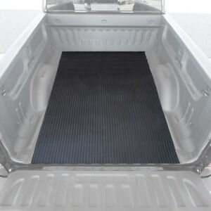 Rubber Truck Bed Mat 4 X 8 Heavy Duty Liner Thick