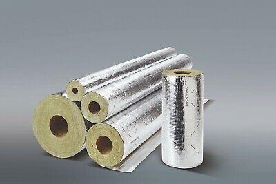 Schornsteinrohr von Rockwool Mineralwolle Isolierung für Rauchrohr Abgasrohr