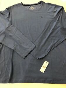 Nwt-Mens-Tommy-Bahama-Long-Sleeve-Tshirt