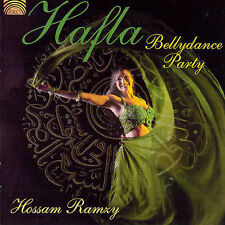 Hossam Ramzy-Hafla Bellydance Party CD NEW