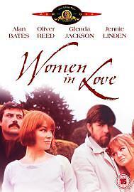 1 of 1 - WOMEN IN LOVE GENUINE R2 DVD GLENDA JACKSON OLIVER REED ALAN BATES VGC