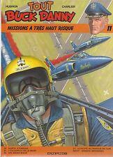 BD Tout Buck Danny  - N°11 - RE- cartonnée-1992 -TBE- Hubinon