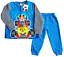 MICKEY 7019C Mod Bimbo Serafino. DISNEY bambino in Pile Pigiama Invernale