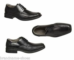 NEW-MENS-JULIUS-MARLOW-MYSTERIOUS-MEN-S-BLACK-LEATHER-LACE-UP-WORK-FORMAL-SHOES