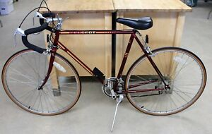 Details about VINTAGE 1984 Peugeot P8 12-Speed Touring Bike