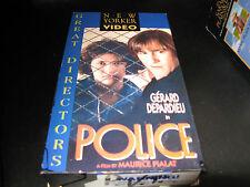 Police-Gerard Depardieu-French w/English subtitles