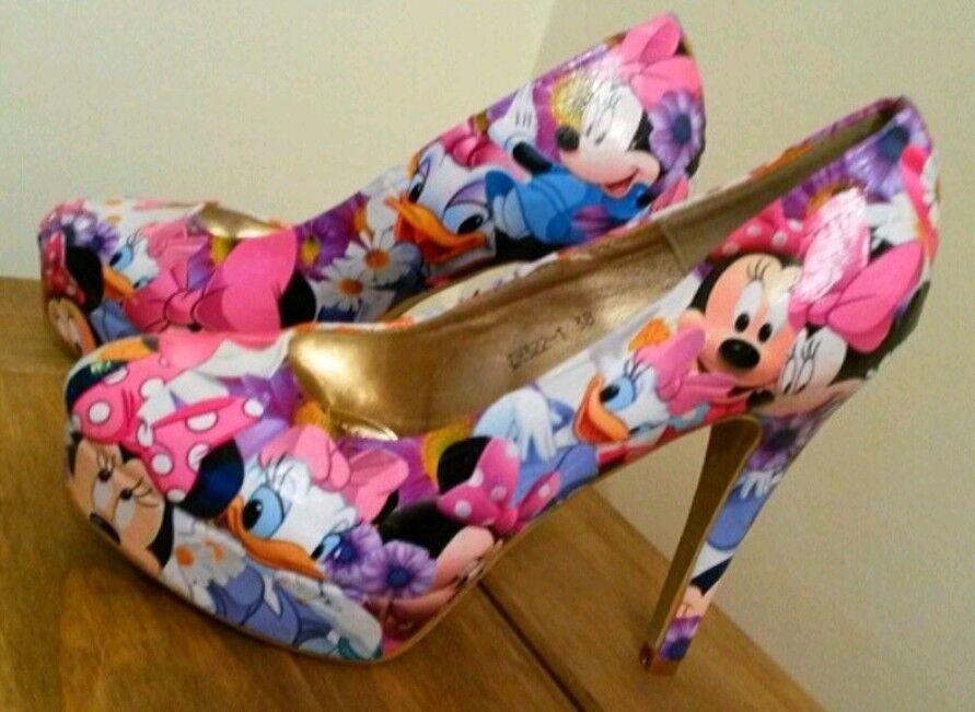 Minnie e Daisy Scarpe personalizzati