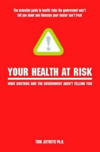 Your-Health-at-Risk-by-Jeffreys-Toni-Paperback-Book-The-Cheap-Fast-Free-Post