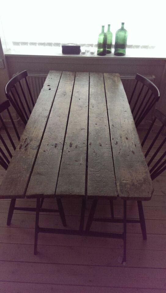 Spisebord, Træ, b: 50 l: 160
