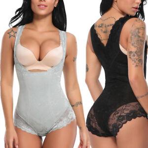 US-Women-Cincher-Full-Body-Shaper-Fajas-Reductoras-Colombianas-Shapewear-Fitness