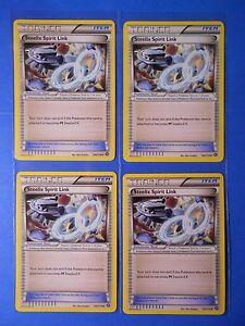 Uncommon XY Steam Siege Pokemon Near Mint 106//114 4x Steelix Spirit Link