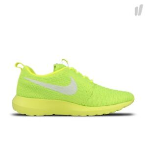 Nm 5 Us Eur 5 39 843386 701 Blanches Roshe Volt Flyknit Uk Baskets 8 Femmes Nike Y75qAw