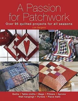 1 of 1 - Passion for Patchwork-ExLibrary