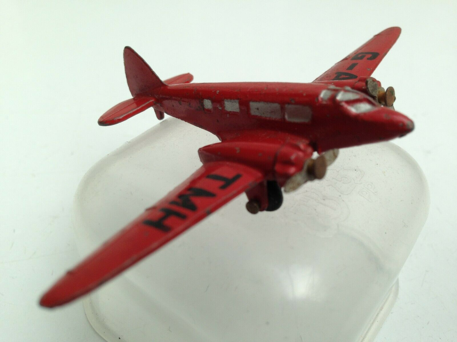 Vintage DINKY TOYS aviation  Light Transport Avion G-un relais par MECCANO